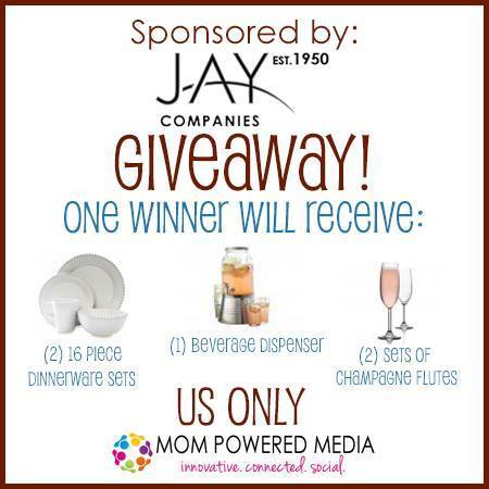 Enter the Jay Companies Giveaway. Ends 12/22
