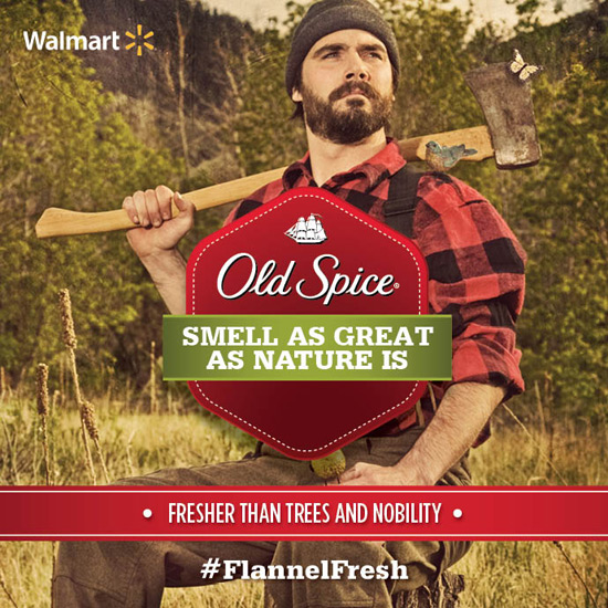 old spice advertisment analysis Old spice took the trope to its logical extreme, creating a mandroid  into  mindless nymphomaniacs is the epitome of sexist advertising, but.