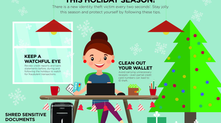How to keep your Identity Safe this Holiday