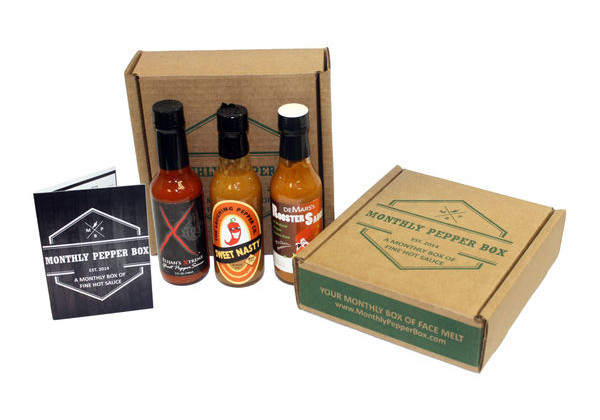 Monthly Pepper box
